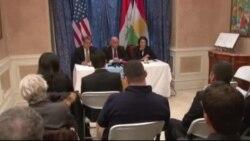 Şanda Herêma Kurdistanê li Washington e