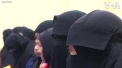 Phụ nữ Ai Cập học võ để tự vệ