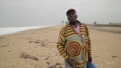 West African Coastal Towns Swallowed by Ocean