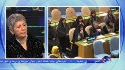 مهرانگیز کار: اظهارات مولاوردی درباره جایگاه زنان در ایران غیرواقعی است