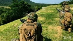 """鹰与盾(81):有""""中国陆战队""""之称的美海军陆战队第四团在印太地区举行实弹夺岛演习,剑指何方?"""
