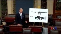 Розстріл в Орландо не переконав Сенат США, що закони про зброю треба міняти. Відео