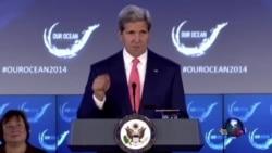 美国务院首次举办海洋会议 讨论过度捕捞、污染和酸化