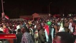Người Sudan tiếp tục biểu tình đòi chuyển tiếp quyền lực