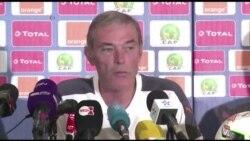 CAN 2017: Réaction de Michel Dussuyer entrainerur de la Côte d'Ivoire (vidéo)