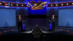 US Presidential Candidates Spar over Policy, Trade Insults
