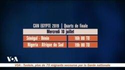 Le journal de la CAN-2019 du 9 juillet 2019 avec Yacouba Ouédraogo