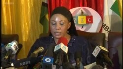 Zimbabwe Electoral Commission Announces Mnangagwa Election Victory