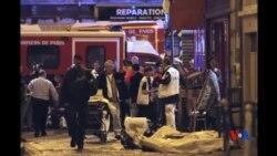 2015-11-14 美國之音視頻新聞: 伊斯蘭國組織聲稱為報復空襲而發動巴黎襲擊