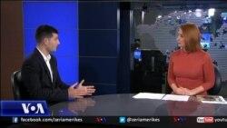 Intervistë me Arbër Hajdarin