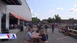 Chợ ẩm thực tại Washington DC