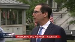 Ministar trezora SAD: Američkoj ekonomiji ne prijeti recesija