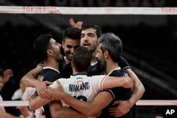 برتری تیم ملی والیبال ایران بر لهستان، المپیک ۲۰۲۰ توکیو