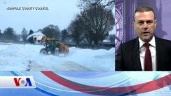 İngiltere'nin Sibirya Soğuklarıyla İmtihanı