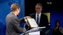 Українська служба «Голосу Америки» відзначає 65-річчя