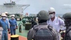 Bakamla Sita Kapal Iran dan Panama