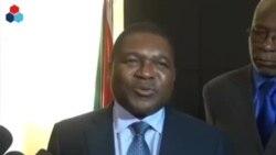 Nyusi e Dhlakama encontram-se em Maputo