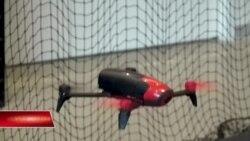 Drone nhỏ nhất thế giới có thể cách mạng hóa công tác tìm kiếm cứu hộ