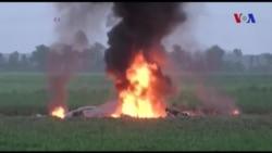Mỹ: Rơi máy bay quân sự, 16 quân nhân thiệt mạng