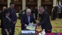伊拉克驅趕伊斯蘭國後首次舉行選舉 (粵語)