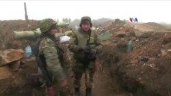 Ukrayna ordusu yeni döyüşlərə hazırdır
