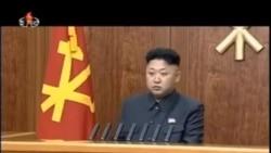 2014-01-01 美國之音視頻新聞: 金正恩聲稱北韓處決張成澤後更團結