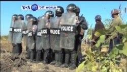 VOA60 Duniya: Kungiyar 'Yan Aware Ta NDF Dake Bodoland Na Kai Hare-Hare, Indiya, Disamba 24, 2014