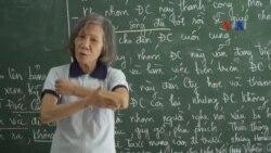 Lớp học đặc biệt của cô Thảo và anh Khiêm