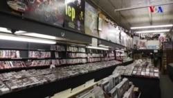 Keçmiş musiqilərin yenidən kəşf olunduğu mağaza