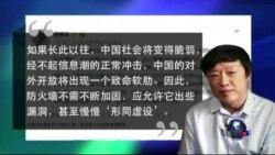 """时事大家谈:为何鹰派胡锡进气势高昂,超越""""姓党""""?"""