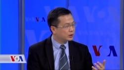 前台湾总统府副秘书长罗智强谈台湾的民主与未来
