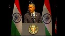 India Obama SOTVO