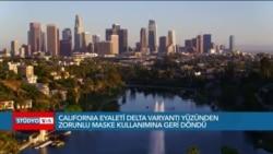 Maske Zorunluluğu Los Angeles'ı İkiye Böldü