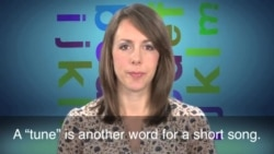 English in a Minute: Sing a Different Tune