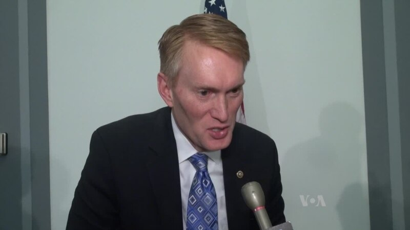Sen. Lankford: 'The lens I look through'