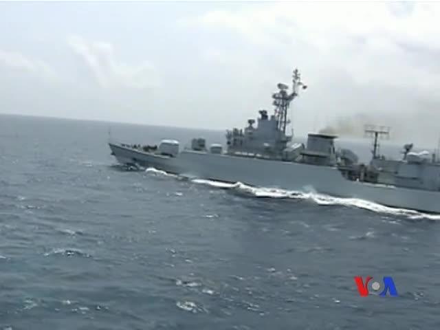 Trung Quốc tập trận ở Tam Sa