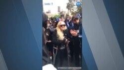 Madonna Irkçılık Karşıtı Protestolara Katıldı