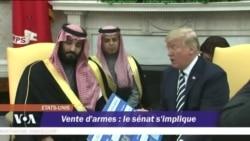Vente d'armes à l'Arabie Saoudite : le sénat s'implique