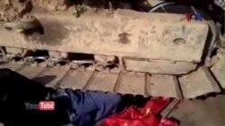 Người phụ nữ bị máy xúc cán: Tôi may mắn thoát chết