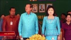 Campuchia lên án đề xuất chế tài của dân biểu Mỹ