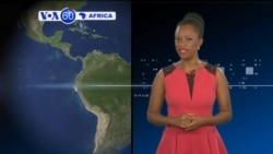 VOA60 AFRICA - MAY 20, 2015
