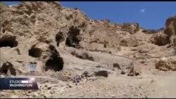 Pećinska škola u Afganistanu