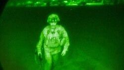 EE.UU. Fin de la guerra de Afganistán