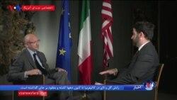 عضو ارشد کنفدراسیون صاحبان صنایع ایتالیا: تا آمریکا تایید نکند، همه قراردادها با ایران در هواست