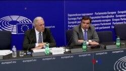 歐盟因難民安置配額將對三個成員國採取法律行動(粵語)