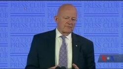 Колишній директор національної розвідки США: Вотергейт блякне у порівнянні з російським втручанням у президентські вибори 2016. Відео