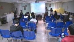 香港支联会举办六四民运歌曲交流会