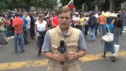 Venezuela: Lilian Tintori insiste en la protesta
