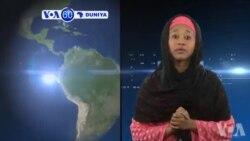 VOA60 DUNIYA:CHINA Wani Jirgin Yakin Ruwan Amurka ya yi Tafiya a Kusa da Tekun Kudancin China