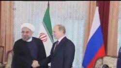 Suriya problemi və İran